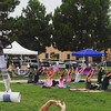 Yoga. Rocking the park. @yogarockstheparksd #libertystation #pointloma #yogarocksthepark #yoga #yogajewelry #yogaeverydamnday #sandiego #sandiegoyoga #sandiegocustomjewelry #crystalhealing #mindful #meditate #mindyourchakras #tleahdesigns
