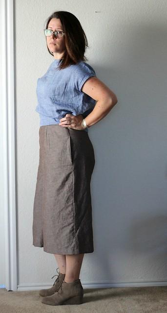 aug 11 style arc butterick side waist culottes