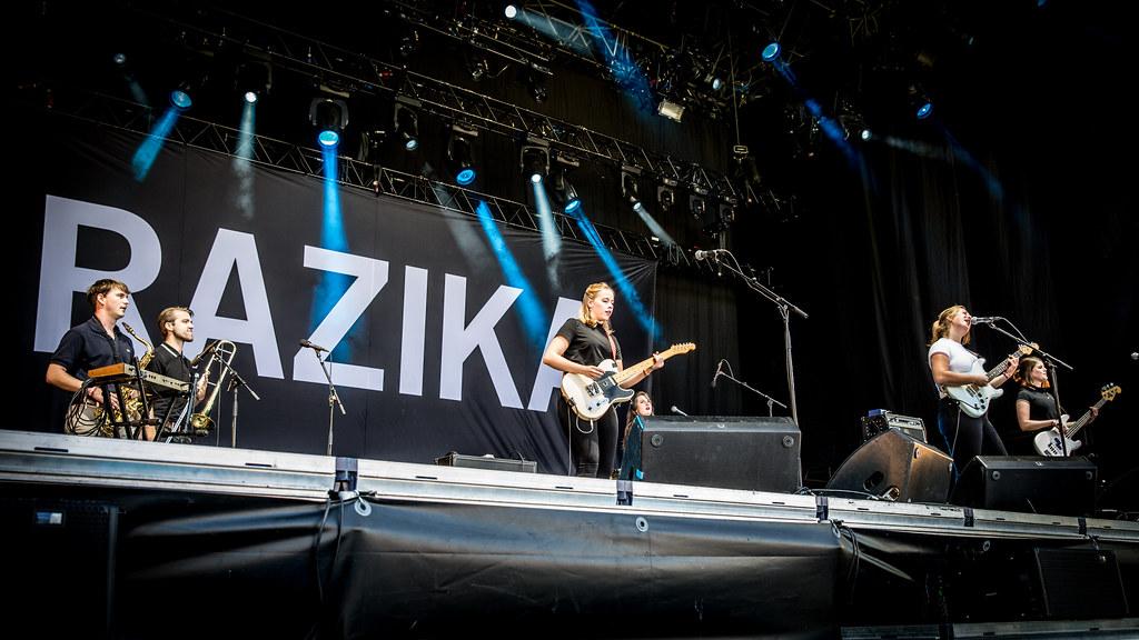 Razika, Øyafestivalen 2015