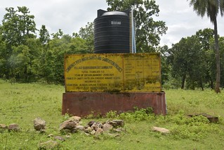 10000 liters overhead tank for supplying water to Bandhabhuin