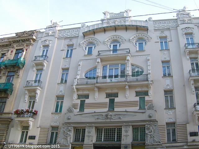Jugendstilhaus 5
