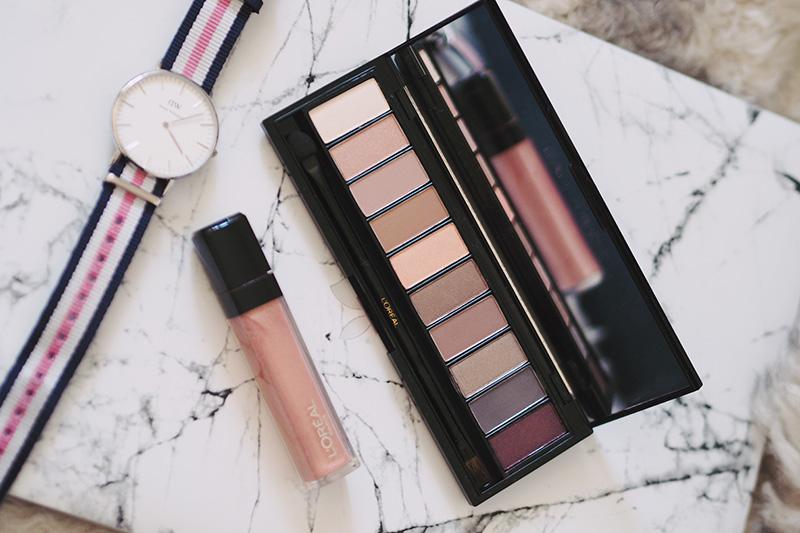 makeup genius la palette nude