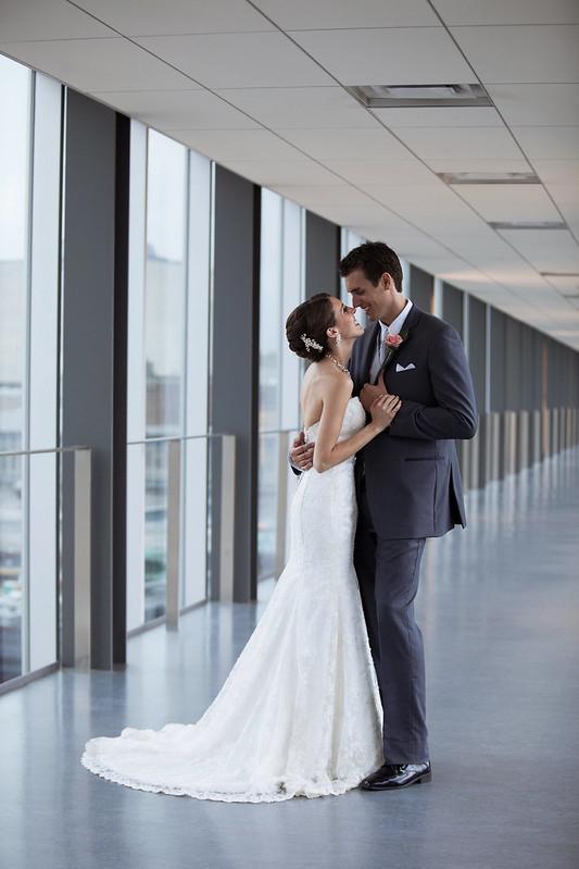 Christine & Andrew | Waterloo Rainy Day Wedding Photography