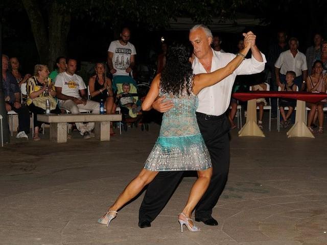 tango y milonga a piazza XX settembre