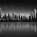 Urban Saga I - Chicago Skyline by Julia-Anna Gospodarou