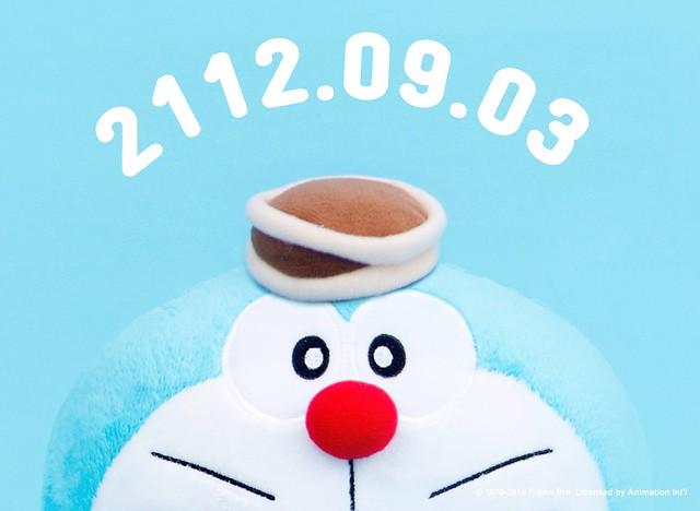 DING DONG 宅配便 × 哆啦A 夢【生日快樂限定。聯名第三彈】慶祝哆啦A 夢 -97 歲生日快樂!!!