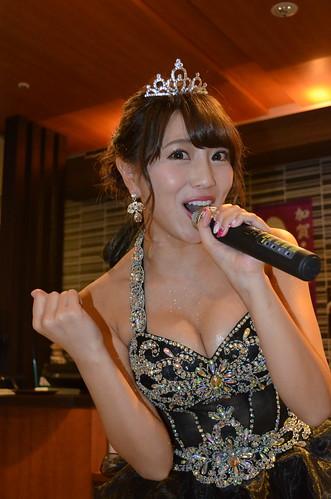 森咲さん 生誕ディナーショー