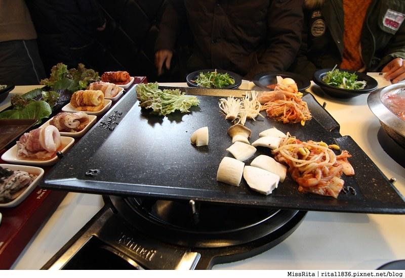 팔색삼겹살 八色五花肉 弘大一號店 韓國必吃 韓國八色烤肉 弘大好吃 八色烤肉1