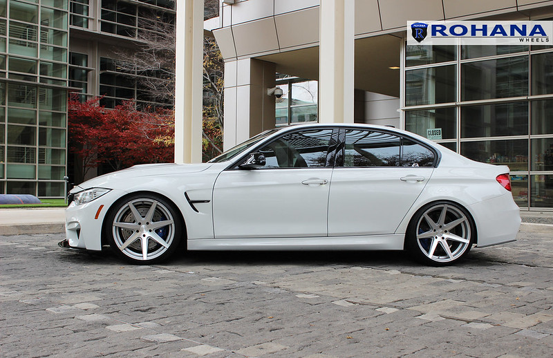 Rohana Rc7 Deep Concave Wheels For F10 Bmw Page 2