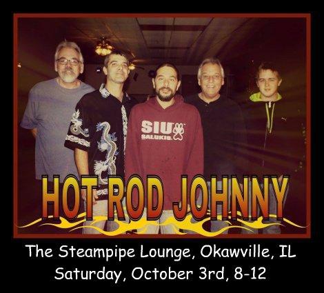 Hot Rod Johnny 10-3-15