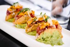 Taco Sushi // TAG Restaurant