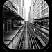 Chicago Elevated Railroad by MacPepper