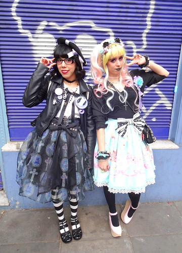 Halloween TP 2015: Kawaii Monsters