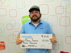 Beau Jensen - $3,000 $300,000 Triple Platinum