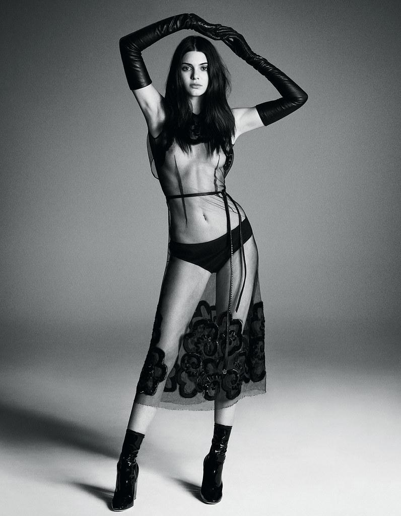 Кендалл Дженнер — Фотосессия для «Vogue» JP 2015 – 3