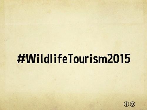 #WildlifeTourismAustralia is the Hashtag: #WildlifeTourism2015 Wildlife Tourism Conference in Geelong, Victoria, Australia Organised by @wildlife_aus