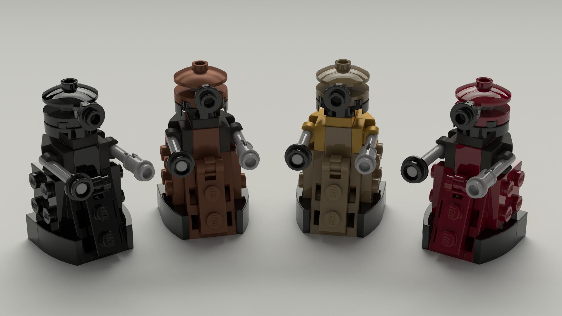 [Lego] Doctor Who sur CUUSOO - Page 2 21867231555_3727b31735_o