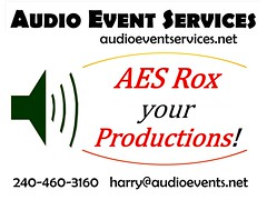 Audio Event Services, Inc. - AES Rox CPBF 2015