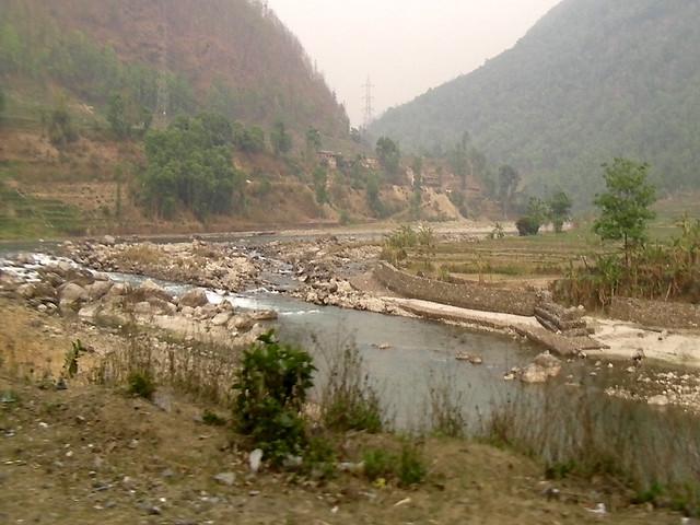 नेपाल नदी जल विवाद