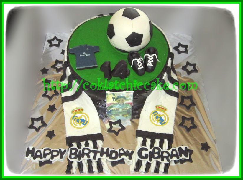 Cake Real Madrid