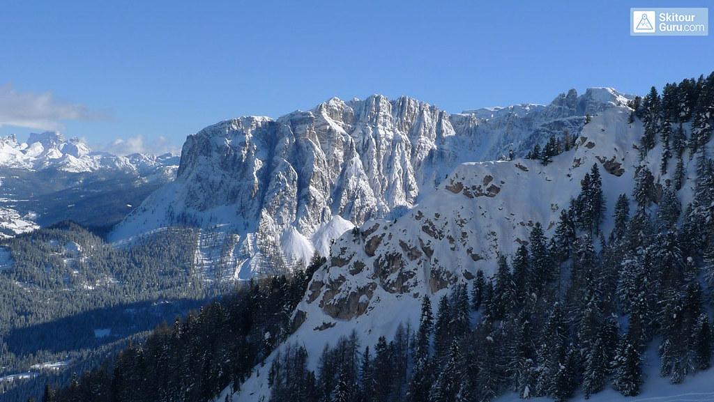 Zendleserkofel (Day 1, H. Route Dolomiten) Dolomiti Italien foto 10