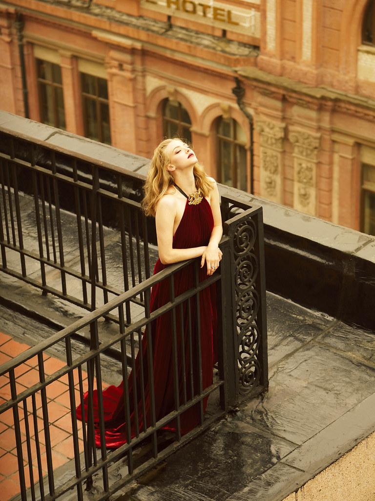 Аманда Сейфрид — Фотосессия для «Elle» CH 2016 – 4