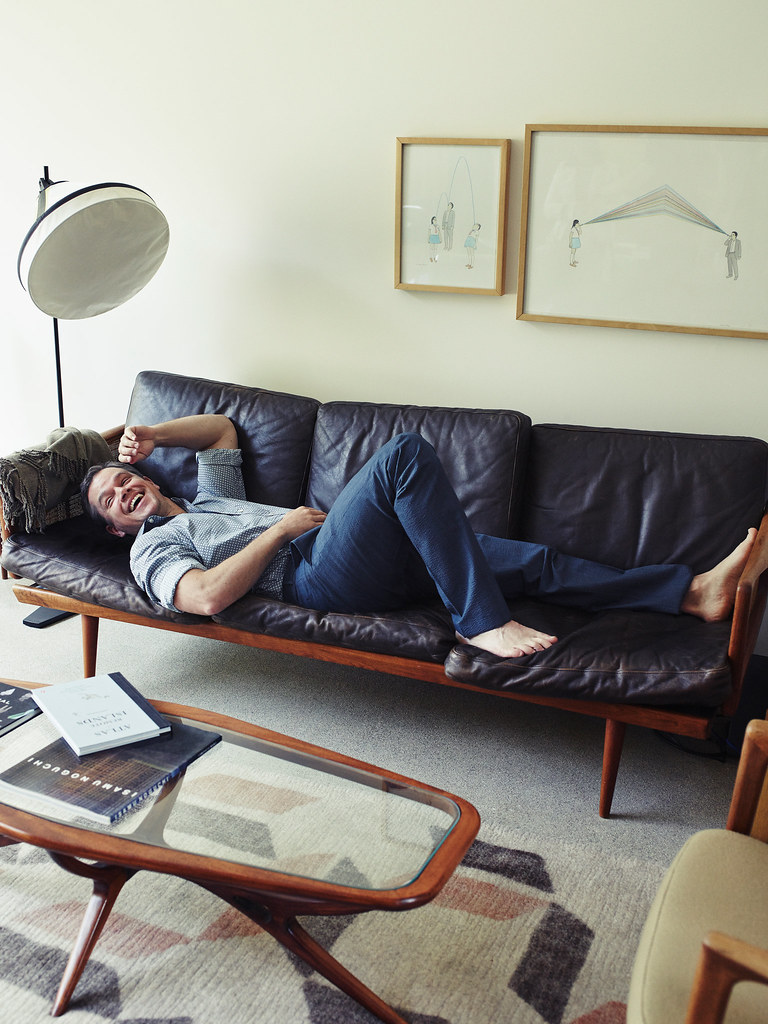 Мэтт Деймон — Фотосессия для «Esquire» UK 2016 – 7