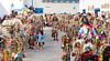 Folk  costume  folklorique ..Peru