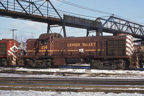 lehighvalley lv sayre alco rs3 railway