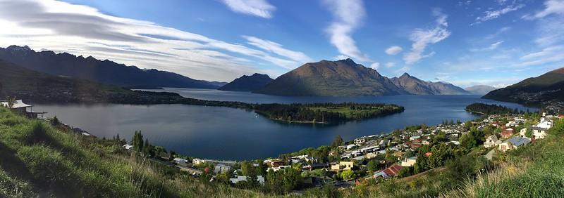 2180ex Queenstown NZ pano