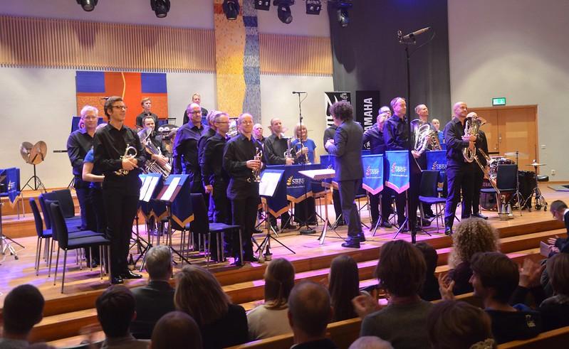 Windcorp Brass Band - Dir. Tom Davoren