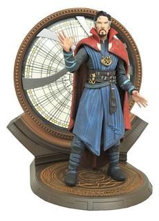 Marvel Select 奇異博士【史蒂芬.史傳奇】Doctor Strange 7 吋人偶作品