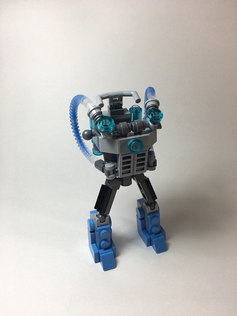 [REVIEW] 70901 Mr. Freeze Ice Attack