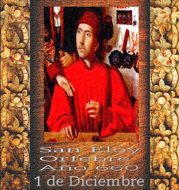 San Eloy 1 de Diciembre.(†Dedicado  al P.Cotallo)