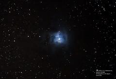 Nebulosa Iris/ NGC-7023 /C-4