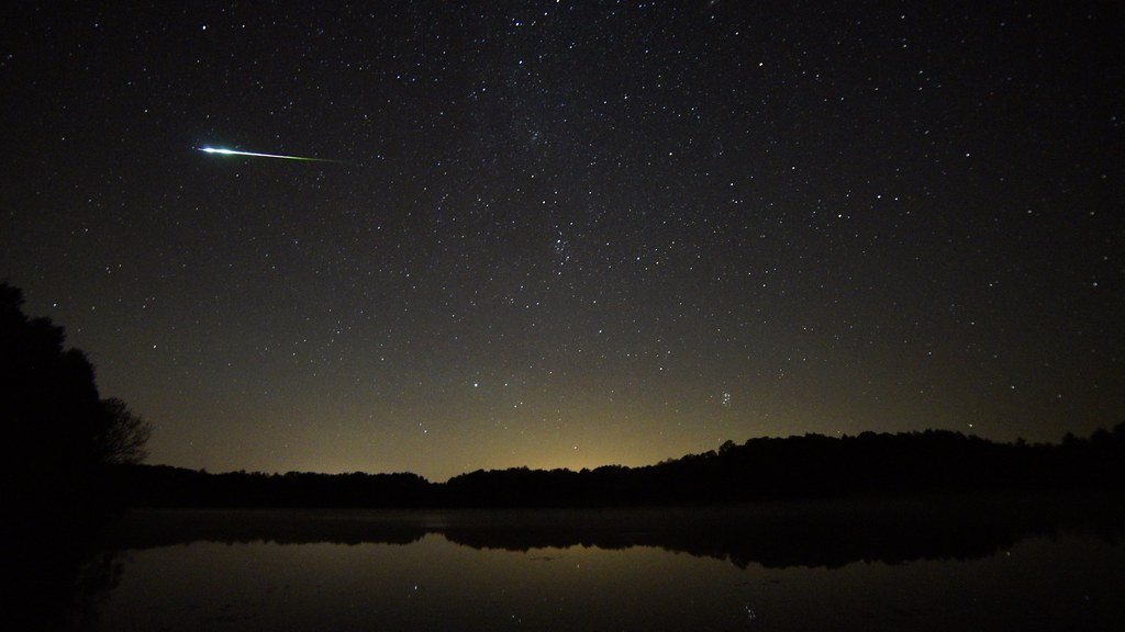 the Ride of Perseids.