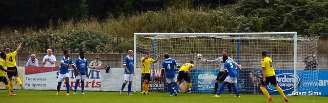 Stratford Town vs Chesham United 29/08/2015