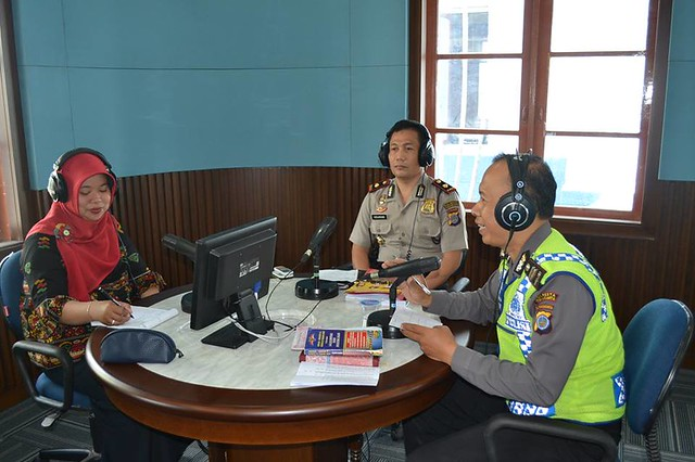 Talkshow RRI Tarman