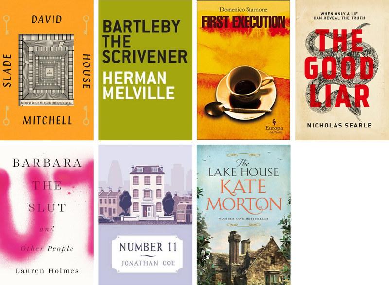 August 2015 books