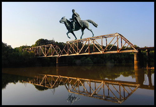 railroad bridge composite florida symbolic caryville