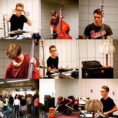 #JazzTube im Bonner Hauptbahnhof