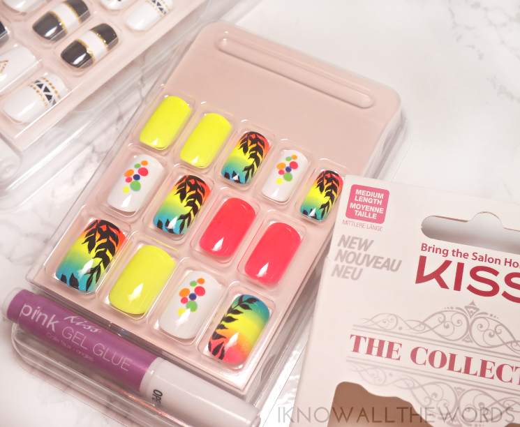 Kiss The Collection Trendsetter Nails SSC03
