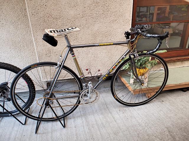 Bicycle Maru. Nara, Japan., Fujifilm FinePix F800EXR