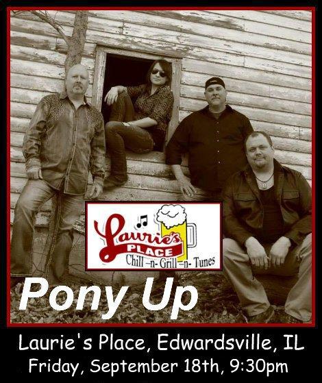 Pony Up 9-18-15