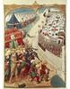 Ottoman Sultan Mehmet II's troops besiege Constantinople in 1453