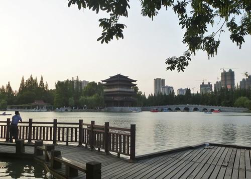 CH-Hefei-Parc Xiaoyaojin (12)
