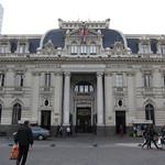 Fr, 02.10.15 - 13:59 - Hauptpost in Santiago