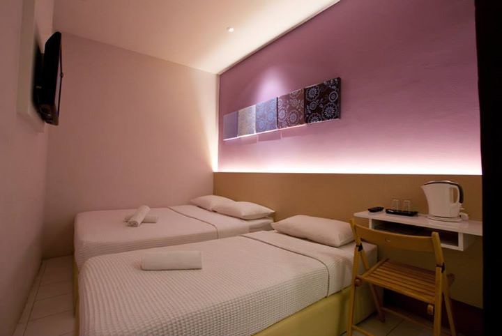 Simms boutique hotel kuala lumpur for Boutique hotel nrw