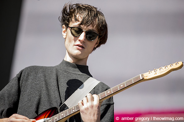 Ought @ Treasure Island Music Festival, SF 10-18-2015 01