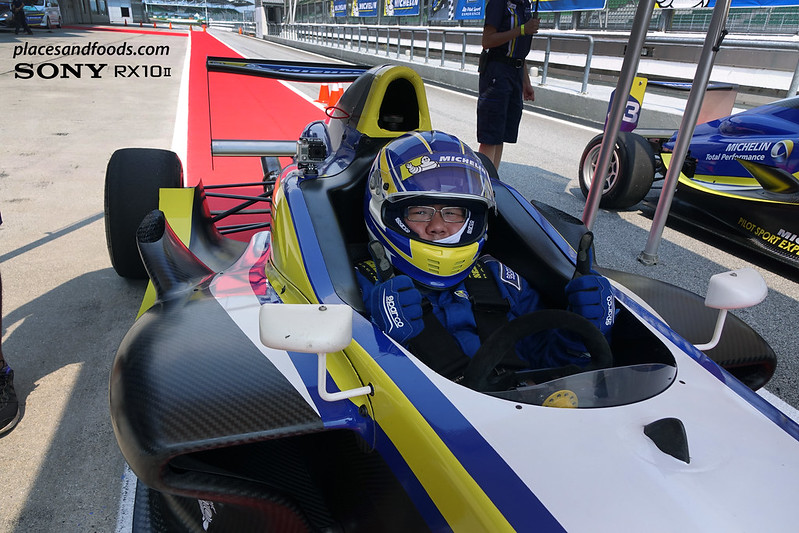 Michelin pilot sport experience f4 wilson
